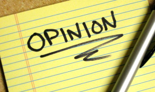 That's My Opinion - Daily Devotional