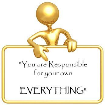 essay on taking responsibility
